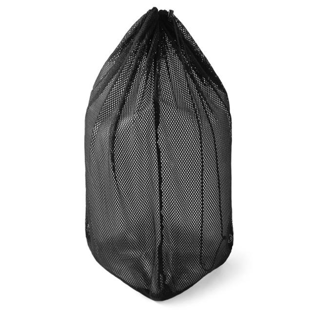 実物 USED 米軍 USMC BLACK MESH STORAGE BAG(メッシュ ストレージ バッグ)