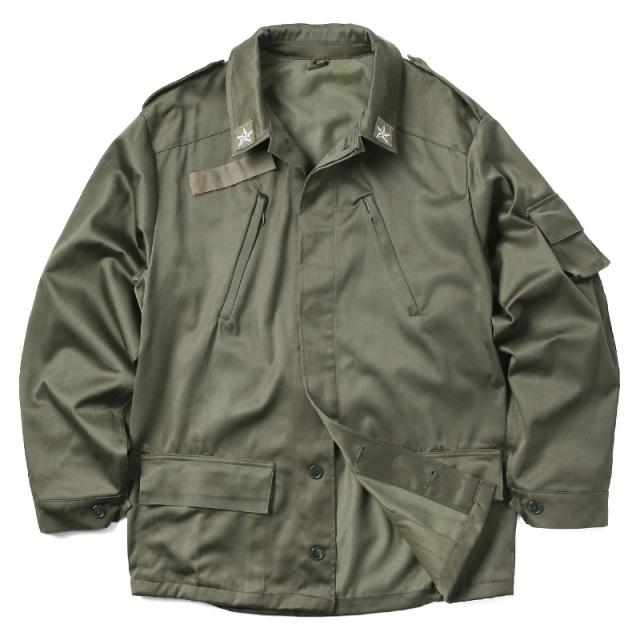 実物 新品 イタリア軍 パラシュートジャケット
