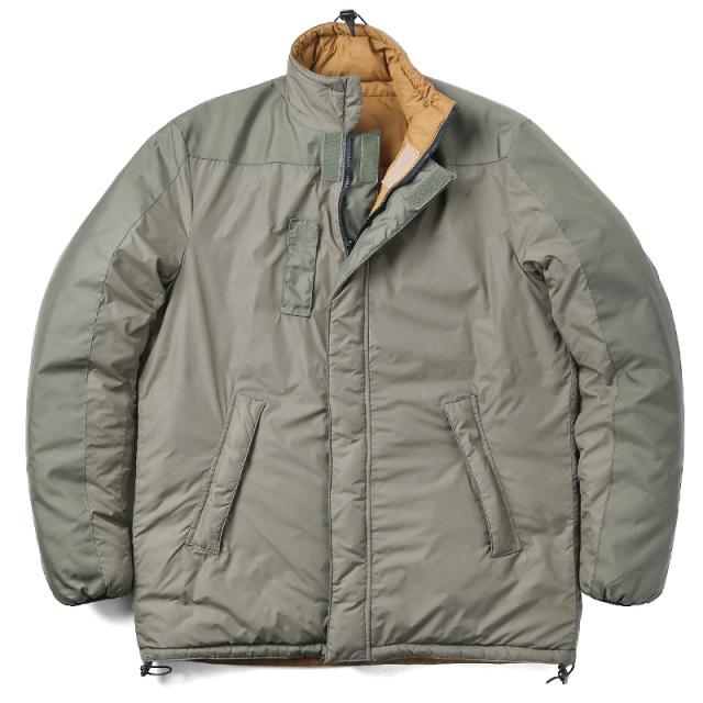 実物 新品 オランダ軍 SOFTY リバーシブルジャケット