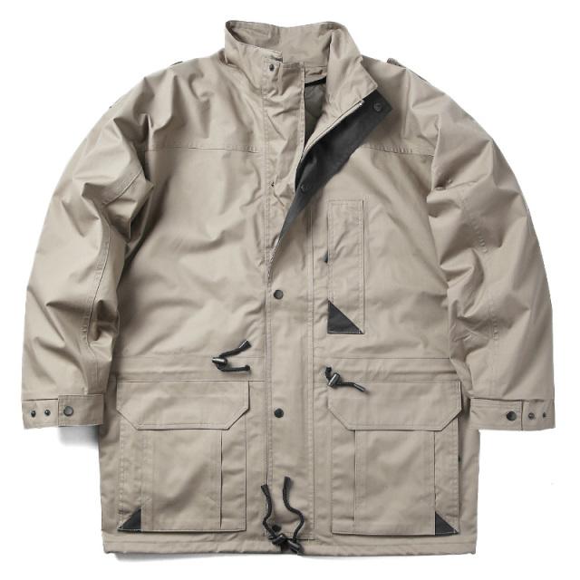 実物 新品 オランダ軍 キルティングライナー付き フィールドジャケット