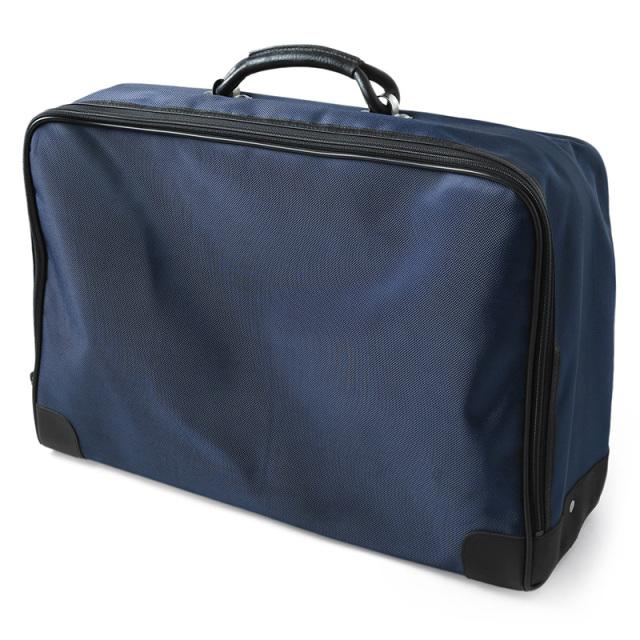 実物 USED ドイツ軍(連邦海軍)シルバークロージャー スーツケース バッグ