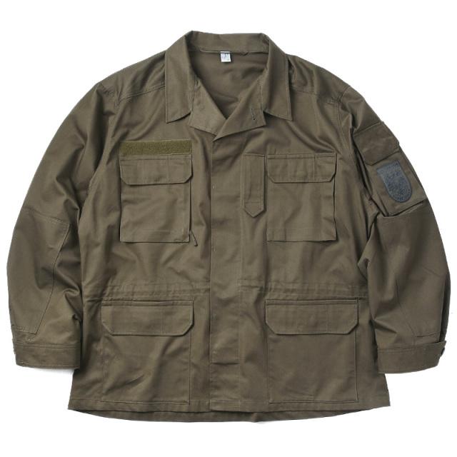 実物 USED オーストリア軍 フィールドジャケット