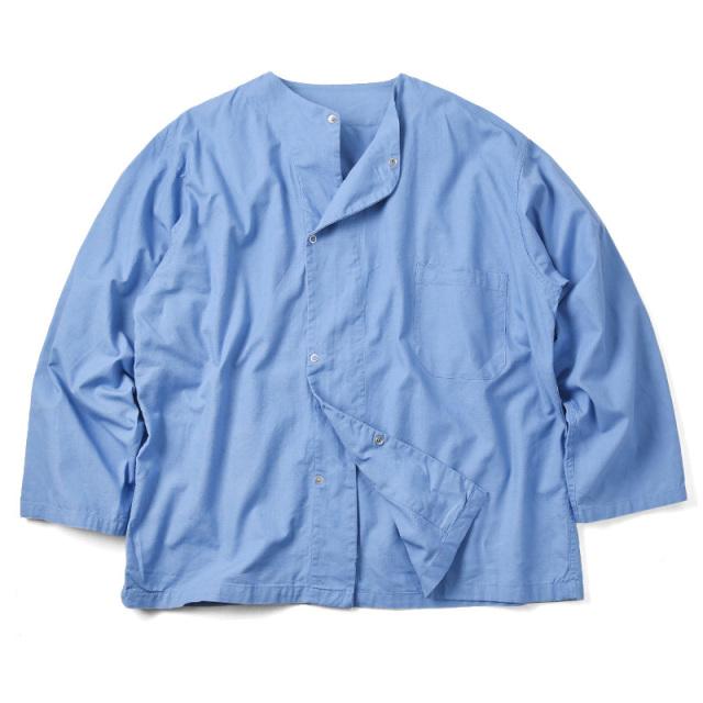 実物 新品 米軍 U.S.ARMY MEDICAL スリーピングシャツ SOLID