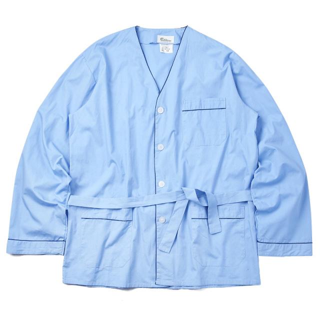実物 新品 イタリア軍 スリーピングシャツ