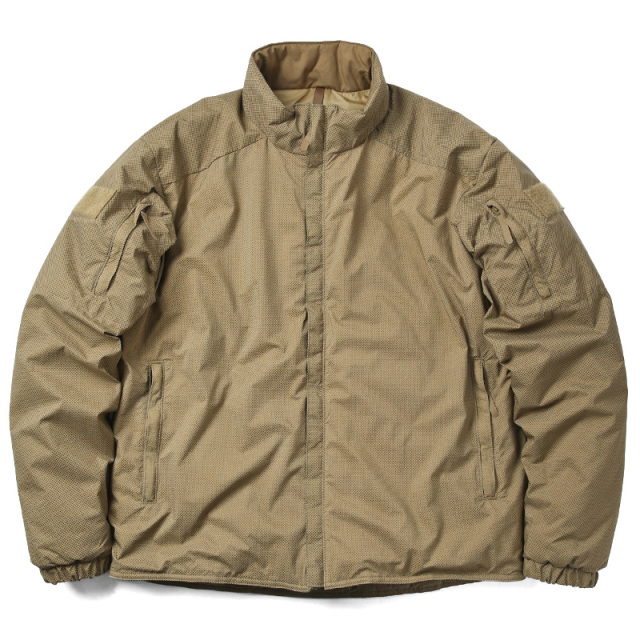 MADE IN USA 新品未使用 WT TACTICAL LOW LOFT ジャケット FR-G Flame Retardant COYOTE