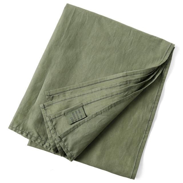 実物 新品 イギリス軍 トロピカル スウェットラグ スカーフ