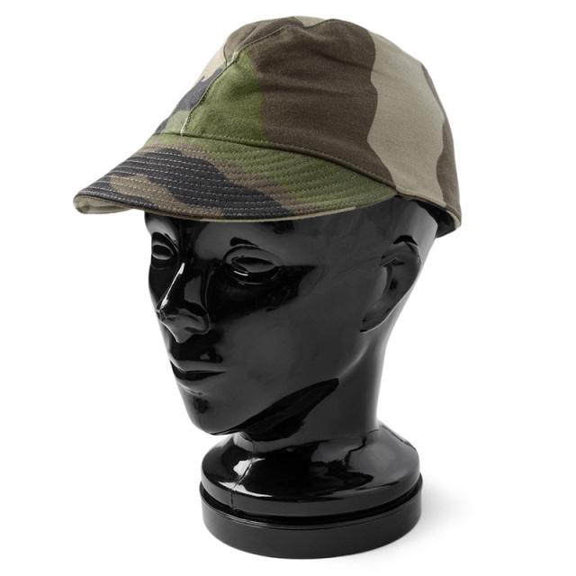 実物 新品 デッドストック フランス軍 COMBAT CAP(コンバット キャップ)CCEカモ