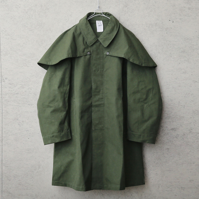 希少 実物 新品 デッドストック フランス軍 フロックコート