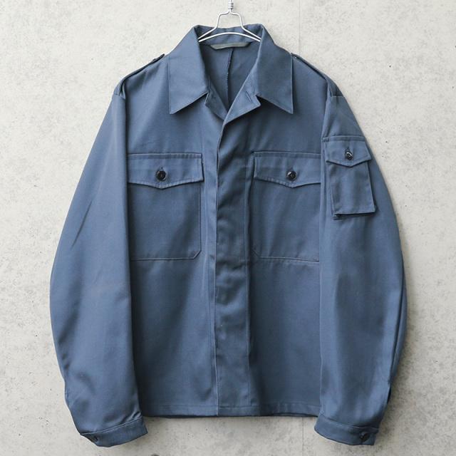 実物 新品 デッドストック スイス Civil Defence ジャケット