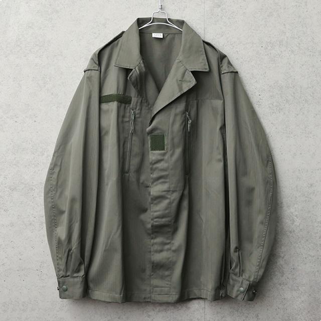 実物 新品 デッドストック フランス軍 F-1ジャケット 2ポケット