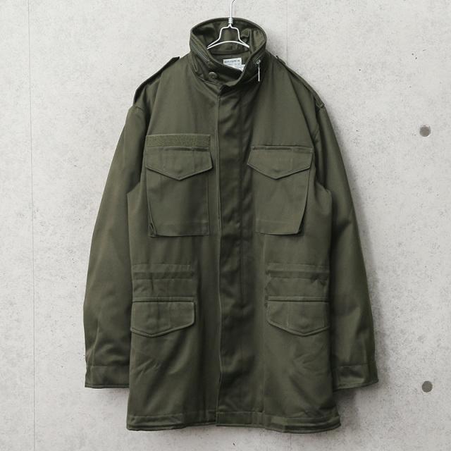 実物 新品 デッドストック オーストリア軍 M-65 フィールドジャケット