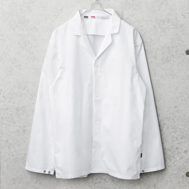 イギリス dimensions社製 オープンカラー コックシャツ
