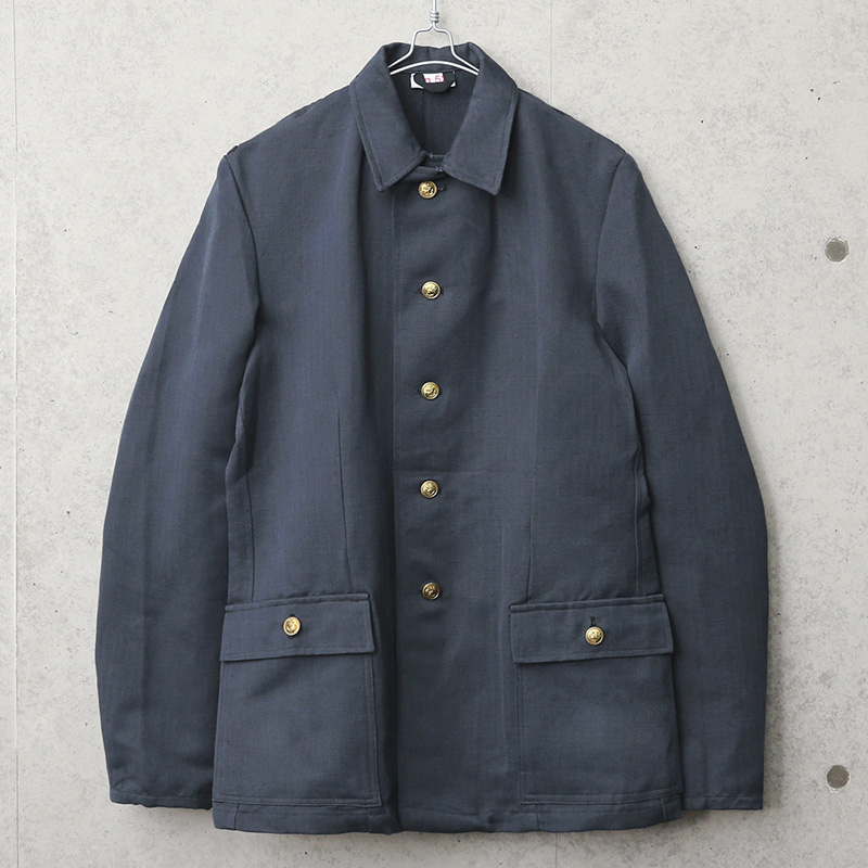 実物 新品 デッドストック 東ドイツ軍(NVA) HBTジャケット