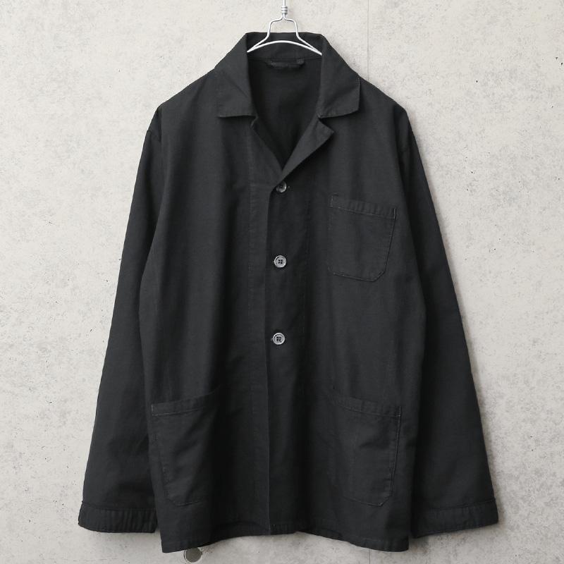実物 新品 デッドストック オランダ軍 スリーピングジャケット BLACK染め