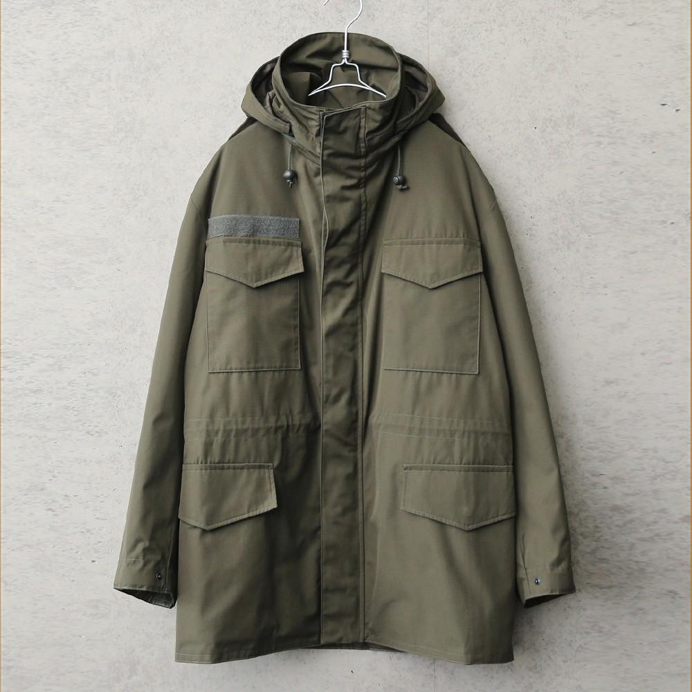 実物 新品 デッドストック オーストリア軍 T/C GORE-TEX M-65 フィールドジャケット