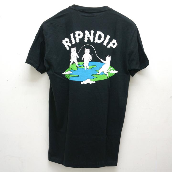 RIPNDIP リップンディップ Tシャツ FLAT S/S Tee