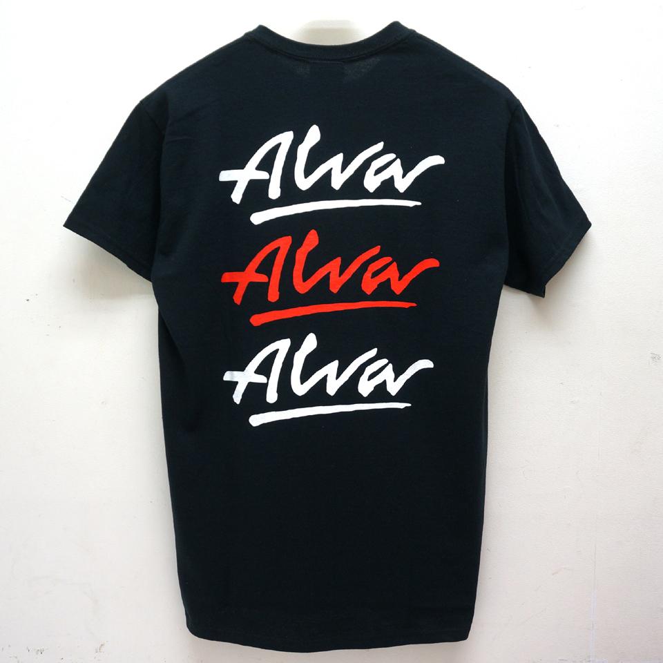 TONY ALVA トニーアルバ ALVA SKATES Tシャツ MAD DOG S/S Tee