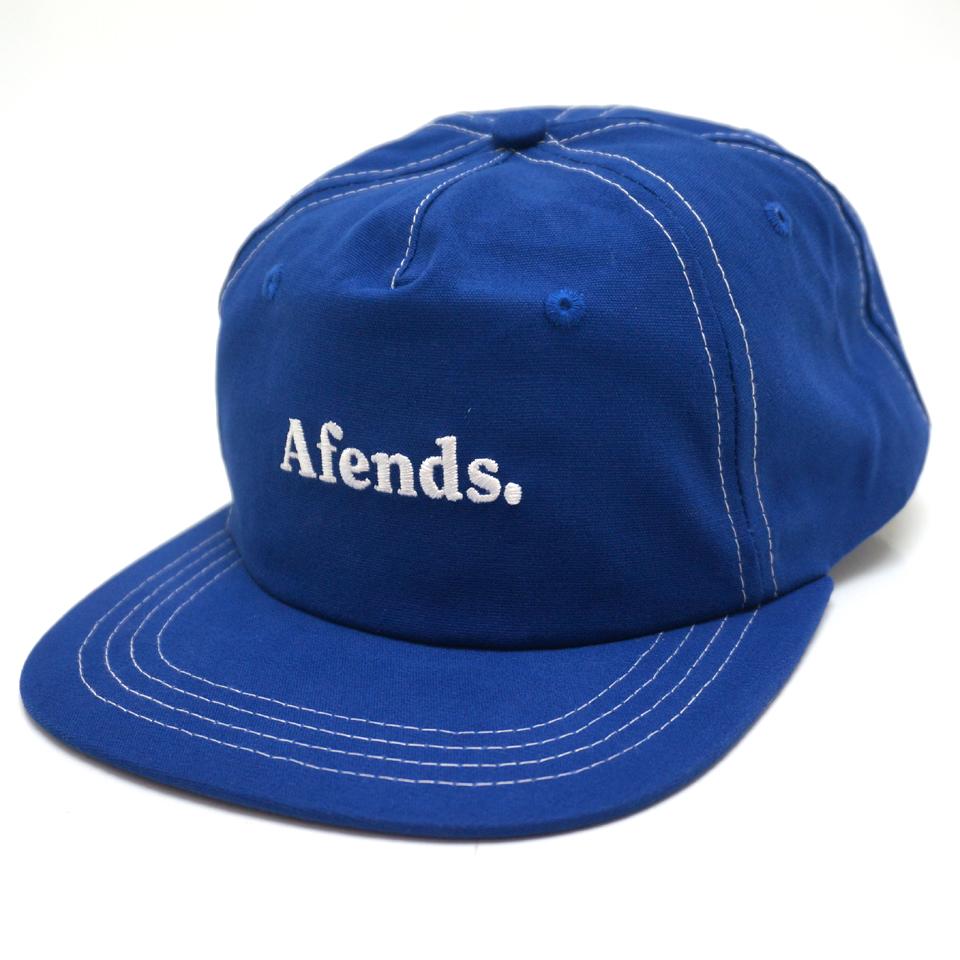 AFENDS アフェンズ NYLON CONTRAST CAP