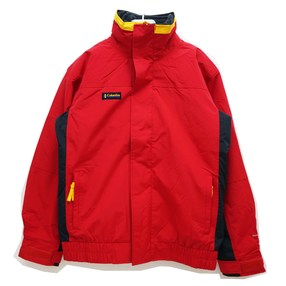 SALE セール COLUMBIA コロンビア ナイロンジャケット BUGABOO 1986 INTERCHANGE JACKET WE1190 - RED 【#SafeAtHome】