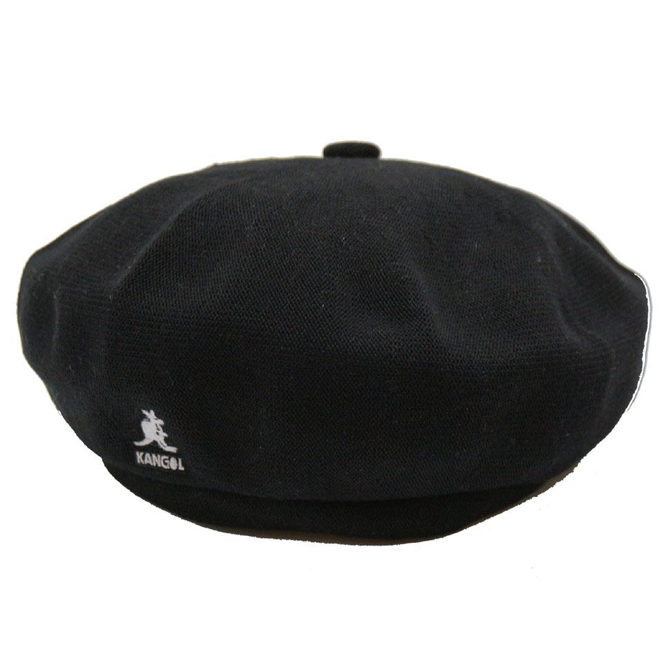 KANGOL カンゴール BAMBOO JAX BERET ベレー帽 ブラック