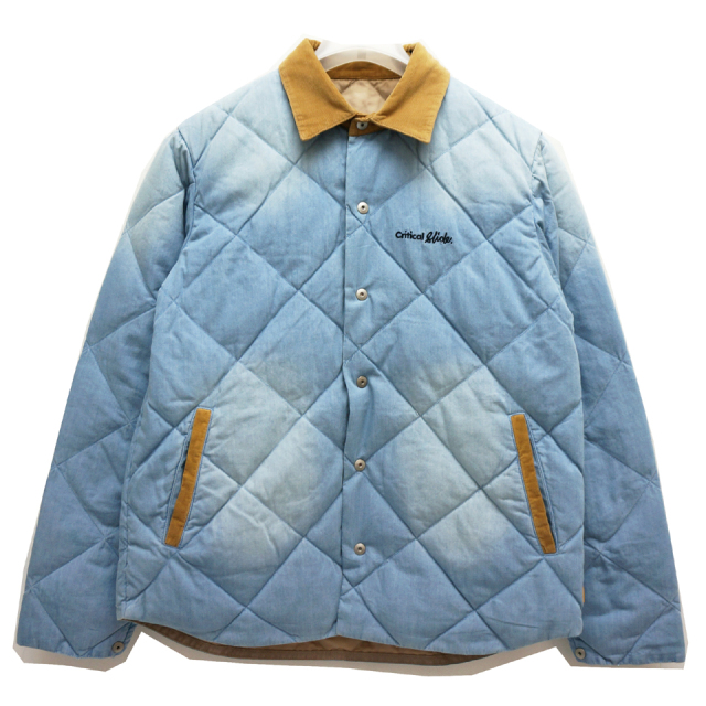 TCSS ティーシーエスエス CRITICAL SLIDE ダウンジャケット INNER DOWN JACKET (SPO1901) - CHAMBRAY