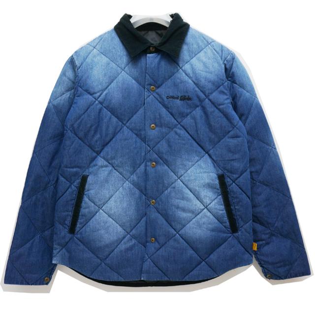 TCSS ティーシーエスエス CRITICAL SLIDE ダウンジャケット INNER DOWN JACKET (SPO1901) - BLUE