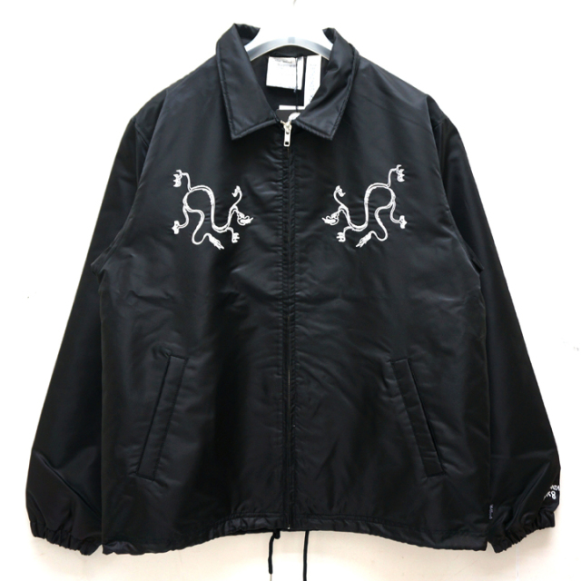 MARK GONZALES マークゴンザレス DRAGON NYLON WORK JACKET 2G5-4912