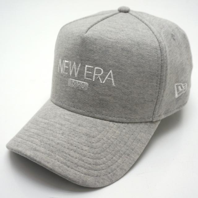 NEW ERA ニューエラ キャップ 9FORTY A-FRAME SWEAT PALETONE CAP - GREY