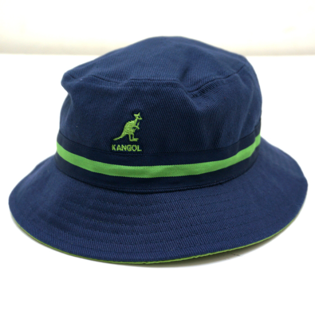 KANGOL カンゴール STRIPE LAHINCH BUCKET HAT