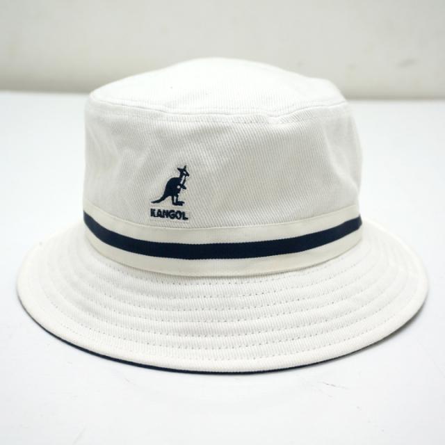 KANGOL カンゴール STRIPE LAHINCH BUCKET HAT