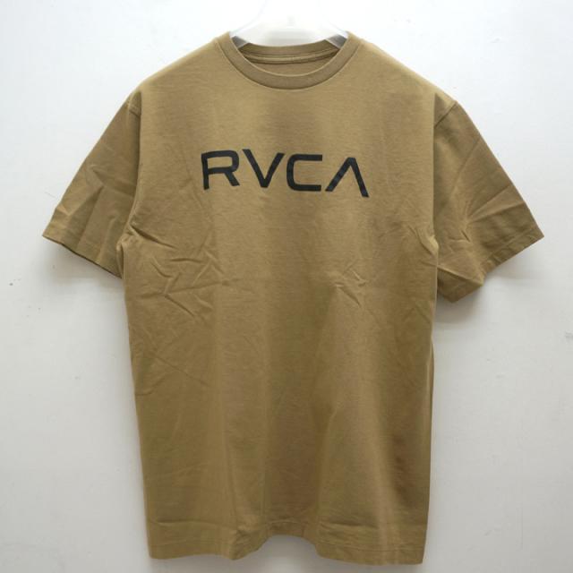 RVCA ルーカ BIG RVCA S/S Tee AJ041-233
