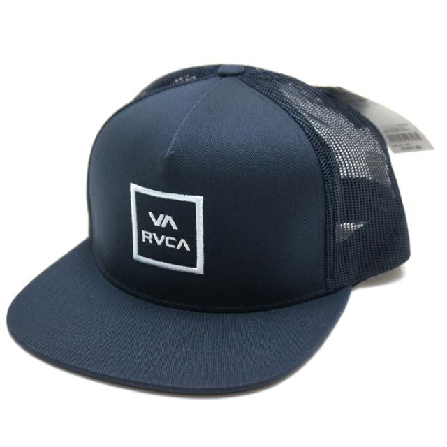 RVCA ルーカ ALL THE WAY TRUCKER CAP AJ041-938