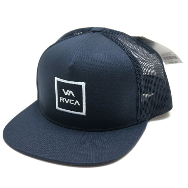 RVCA ルーカ ALL THE WAY TRUCKER CAP AJ041-938