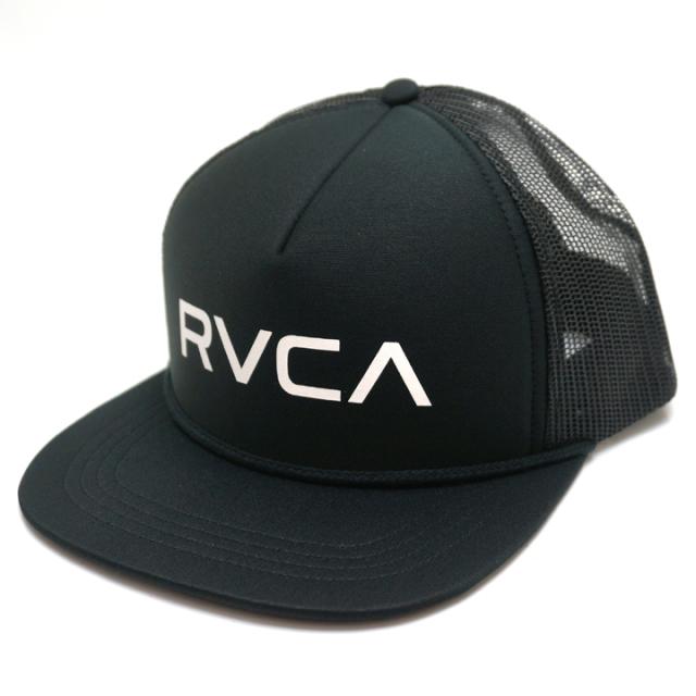 RVCA ルーカ FOAMY TRUCKER CAP AJ041-937