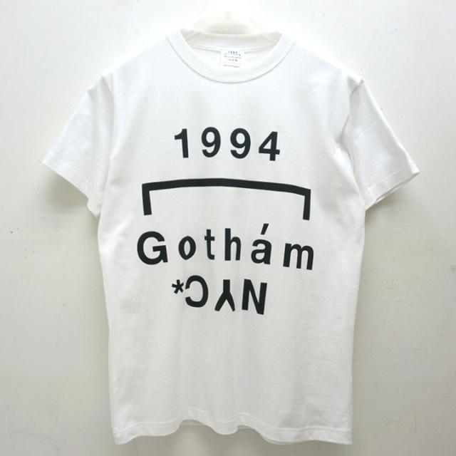 GOTHAM ゴッサム Tシャツ 1994 S/S Tee GN161