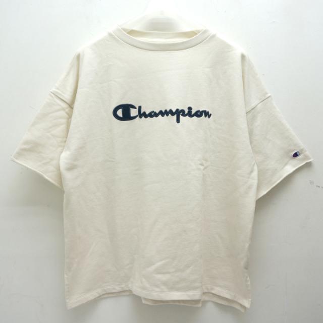 CHAMPION チャンピオン ビックTシャツ LOGO SWEAT BIG S/S Tee