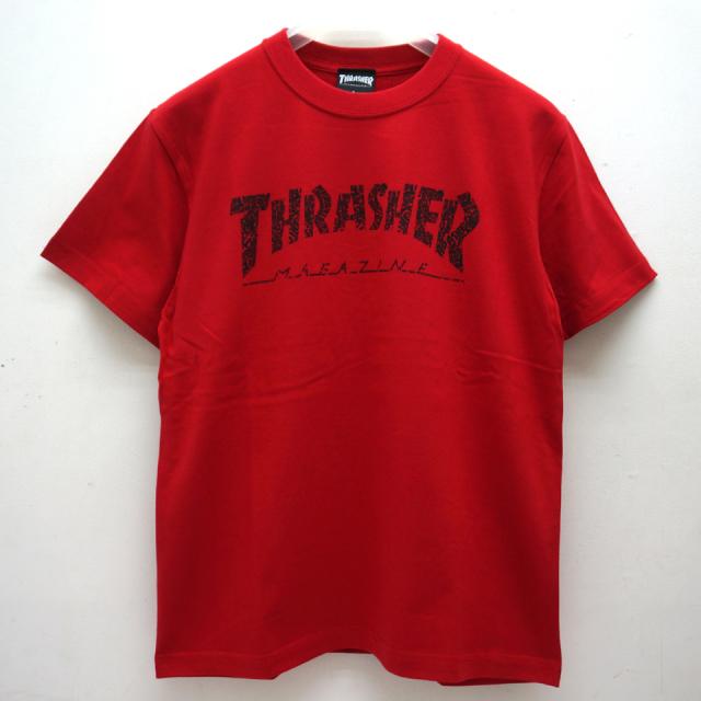 THRASHER スラッシャー Tシャツ ALLOVER HOMETOWN Tee