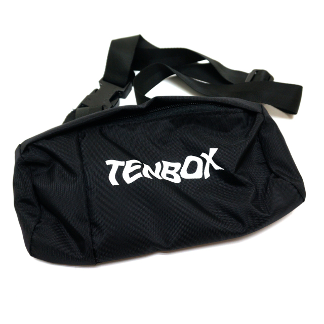 TENBOX 10匣 テンボックス FANNY PACK MADE BY IGNOBLE