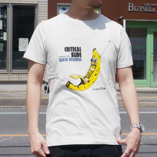 TCSS ティーシーエスエス Tシャツ REVOLVER S/S Tee ホワイト TE18157