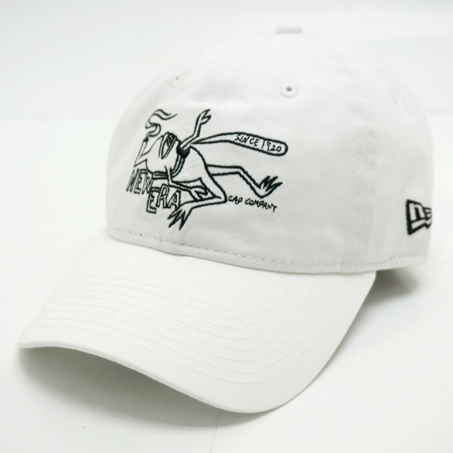 NEW ERA ニューエラ ローキャップ 9THIRTY TOY MACHINE SECT 1920 CAP - WHITE