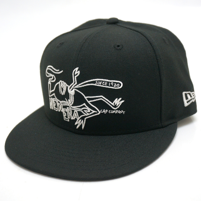NEW ERA ニューエラ スナップバック 9FIFTY TOY MACHINE SECT 1920 SNAPBACK - BLACK