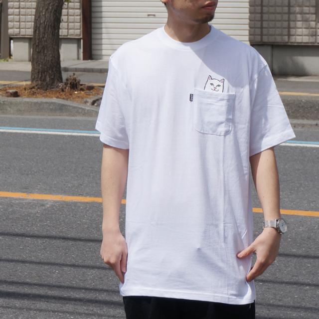 RIPNDIP リップンディップ Tシャツ LORD NERMAL S/S Tee