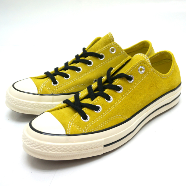 CONVERSE コンバース 日本未発売 CHUCK TAYLOR 1970's LOW CT70 OX - BOLD CITRON