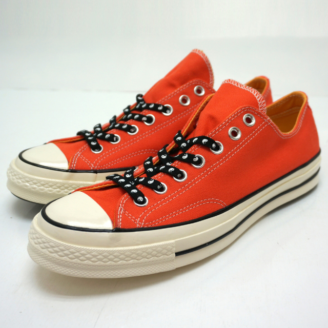 CONVERSE コンバース 日本未発売 CHUCK TAYLOR 1970's LOW CT70 OX - TURF ORANGE