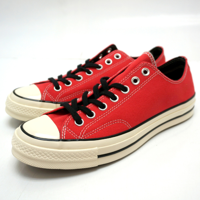CONVERSE コンバース 日本未発売 CHUCK TAYLOR 1970's LOW CT70 OX - SEDONA RED