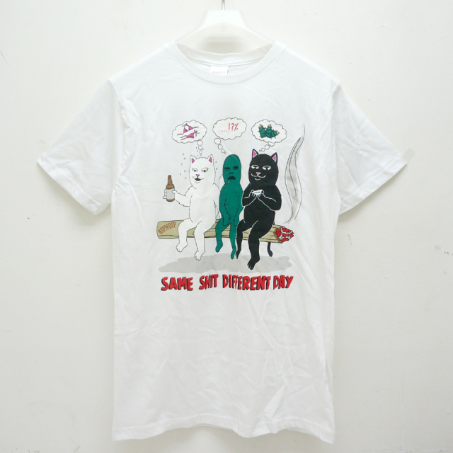 RIPNDIP リップンディップ Tシャツ SAME DREAMS S/S Tee