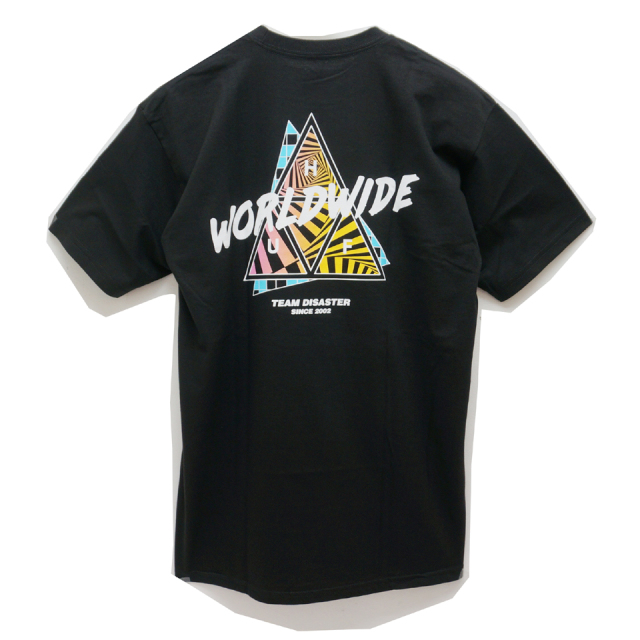 HUF ハフ RADICAL TRIPLE TRIANGLE S/S Tee