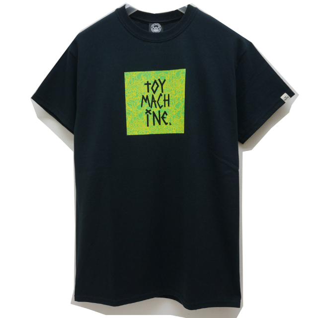 TOY MACHINE トイマシーン LINE MONSTER S/S Tee (TMP19ST26)