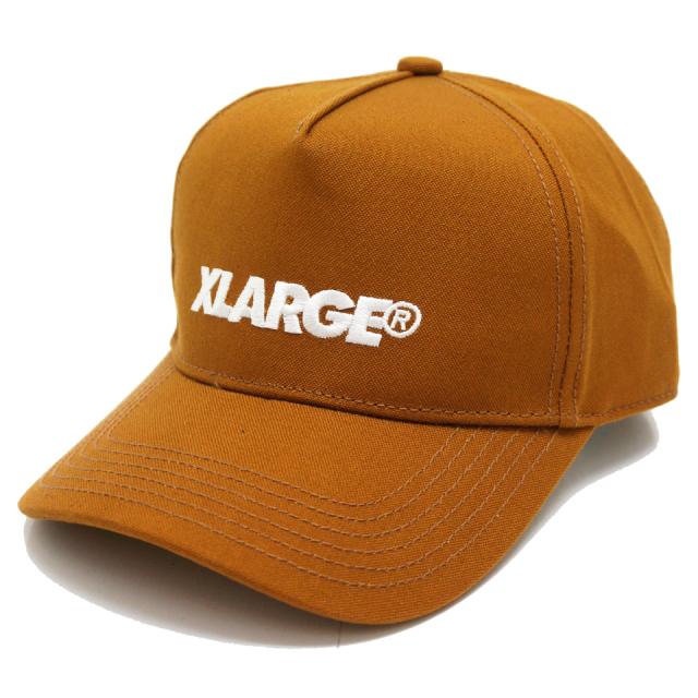 XLARGE エクストララージ キャップ EMBROIDERY STANDARD LOGO TRUCKER CAP 01192011