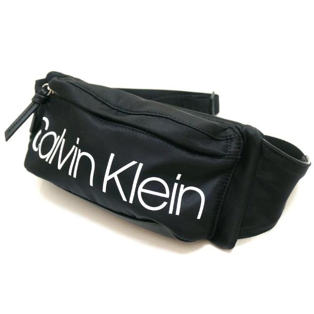CALVIN KLEIN カルバンクライン ウエストバッグ LOGO WAIST BAG